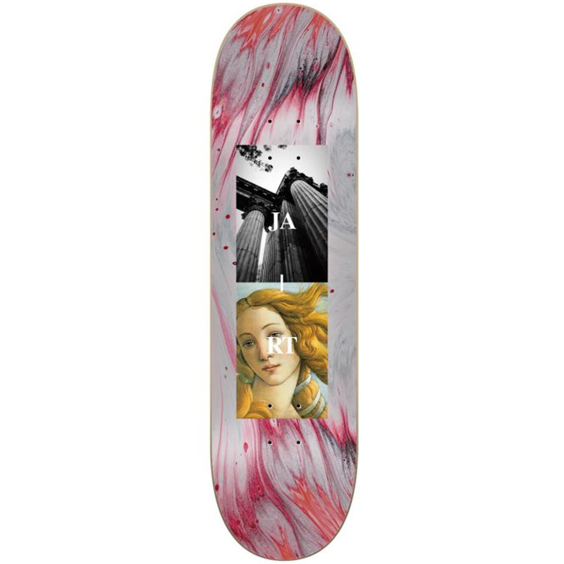 Jart Array Art Low Concave Skateboard Deck 8.0