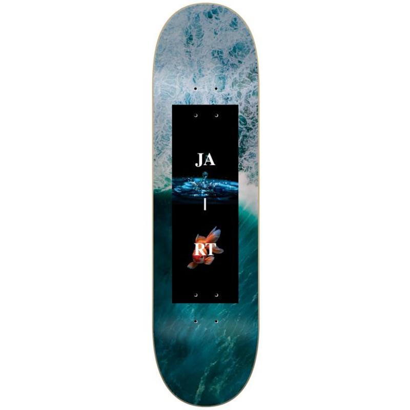 Jart Array Water Low Concave Skateboard Deck 8.25