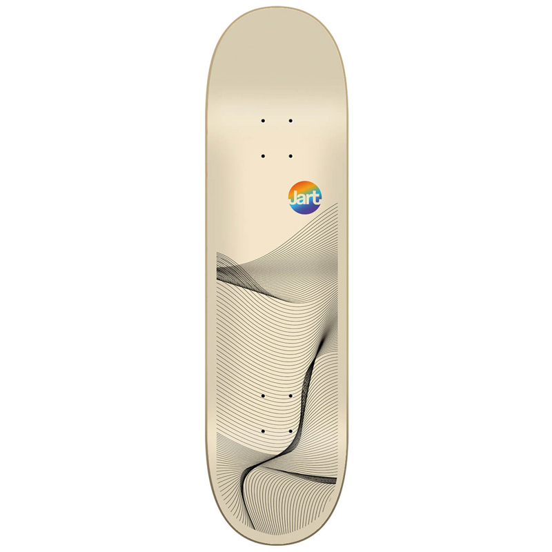 Jart Beat Low Concave Skateboard Deck 8.25