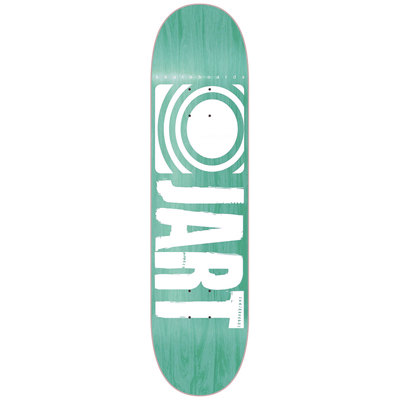 Jart Classic Skateboard Deck MC 8.125