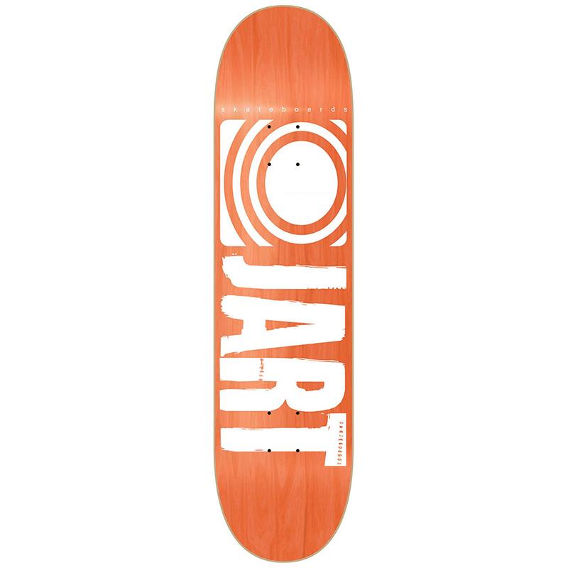 Jart Classic Skateboard Deck MC 8.25