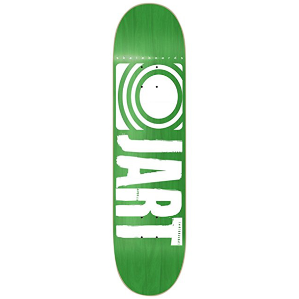 Jart Classic Skateboard Deck MC 8.375