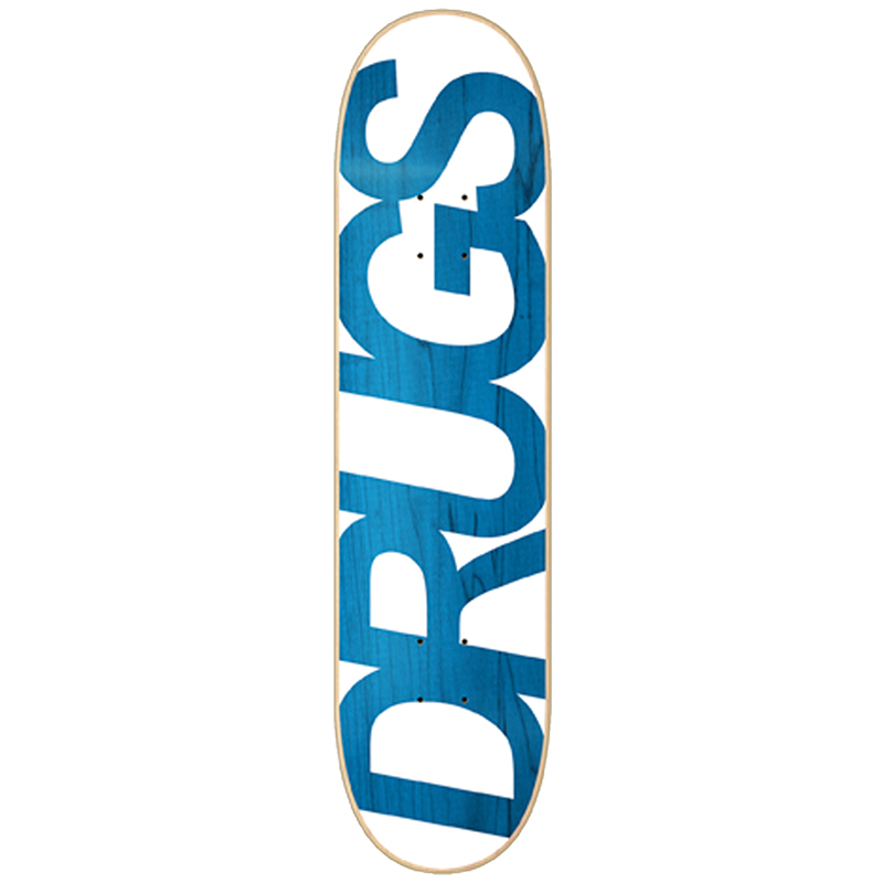 Jart Drugs Skateboard Deck 8.0