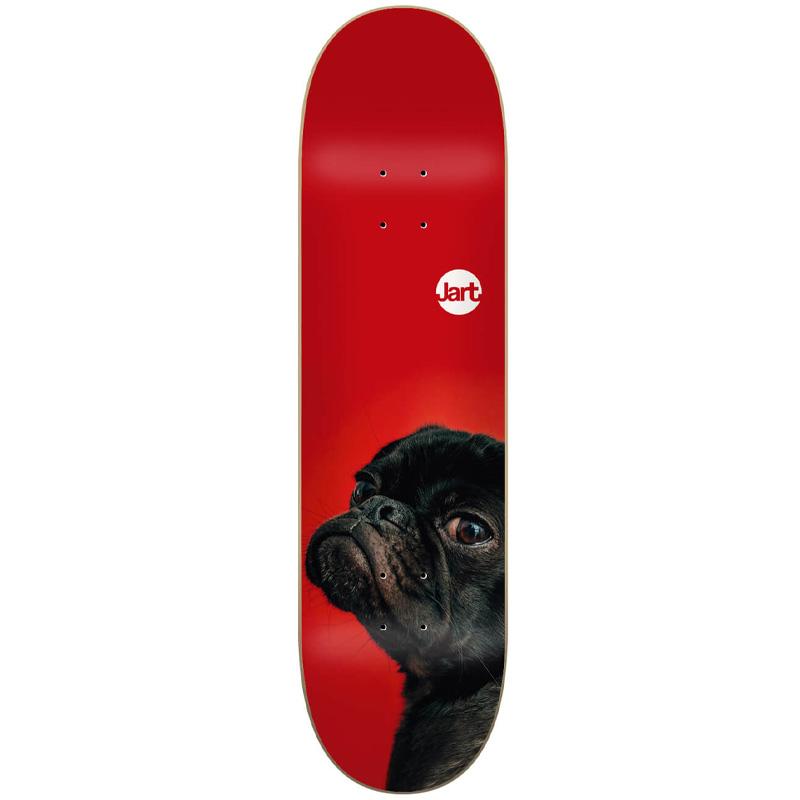 Jart Friends Low Concave Skateboard Deck 7.87