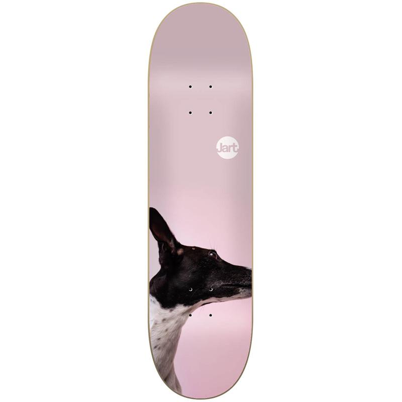 Jart Friends Low Concave Skateboard Deck 8.0