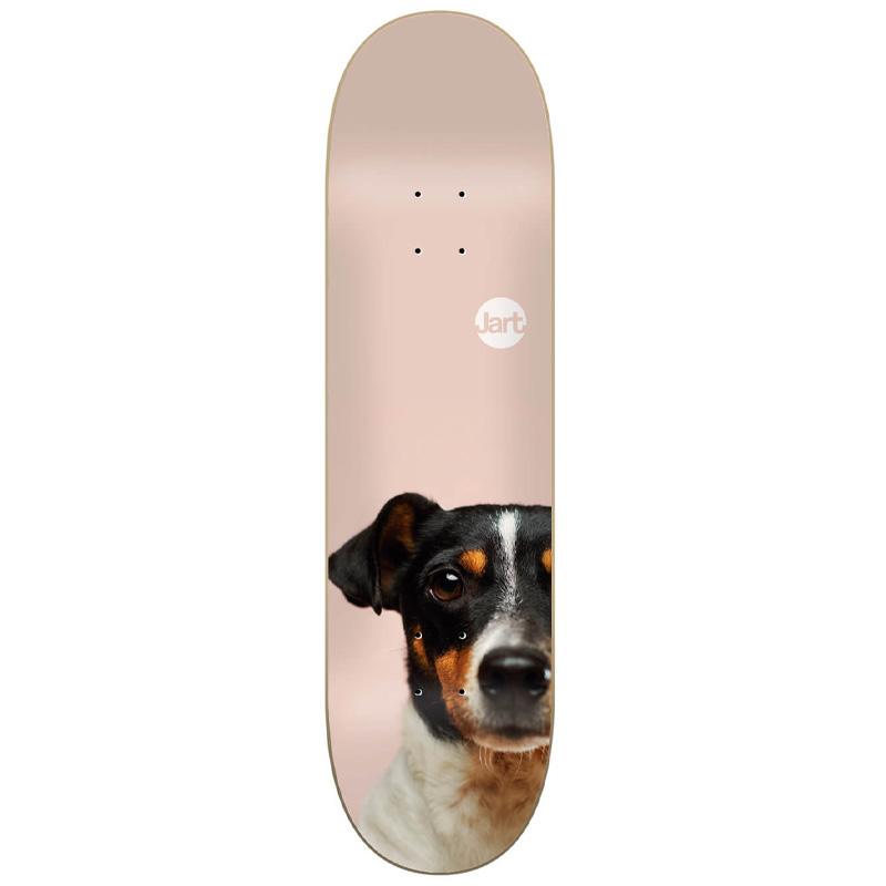 Jart Friends Low Concave Skateboard Deck 8.125