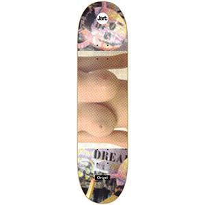 Jart Halftone Origel Skateboard Deck 8.0