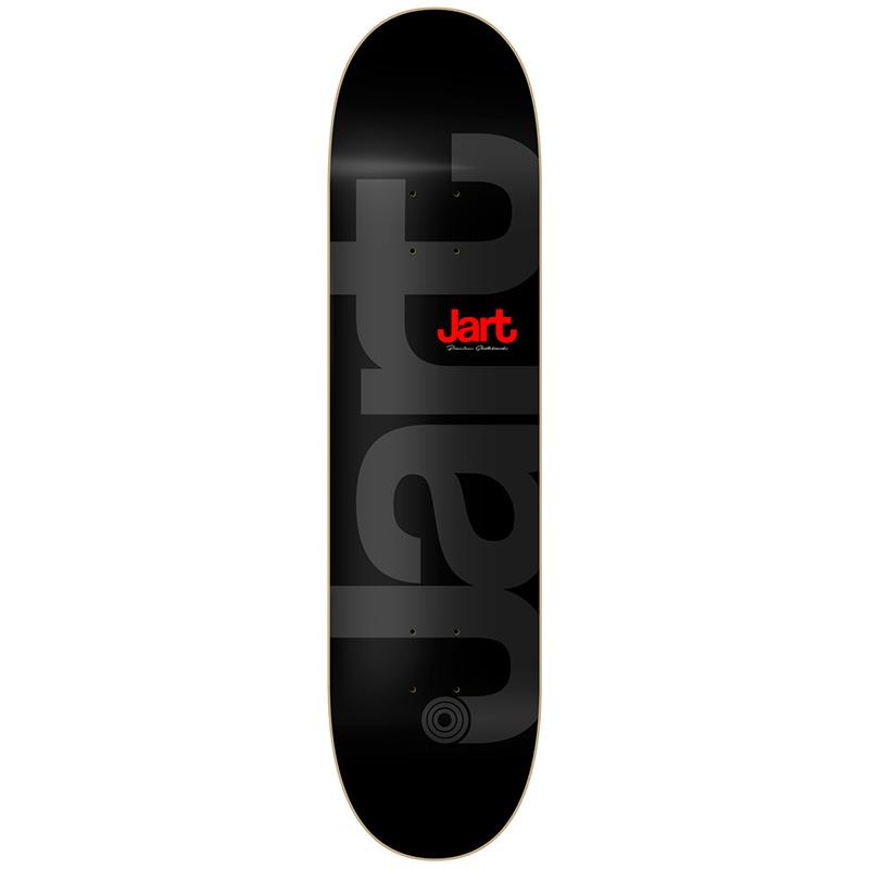 Jart Little Biggie Skateboard Deck 8.0