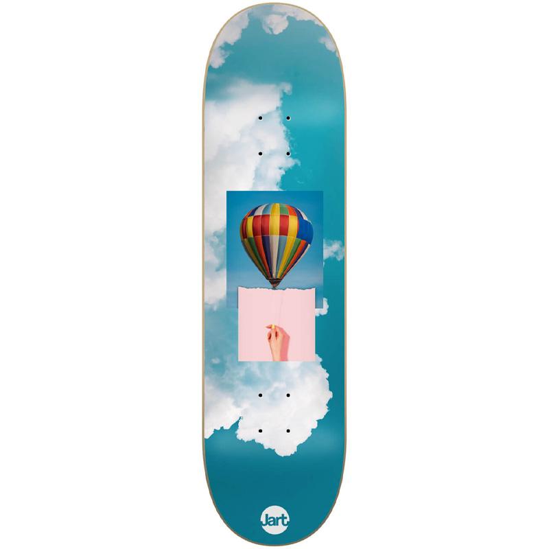 Jart Mixed Low Concave Skateboard Deck 8.0