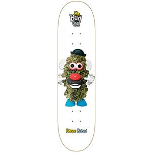 Jart Mr. Bud Bulard Skateboard Deck 8.0