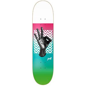 Jart Museum Skateboard Deck 8.0