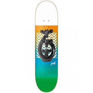 Jart Museum Skateboard Deck 8.25