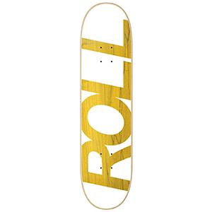 Jart Roll Skateboard Deck 8.25
