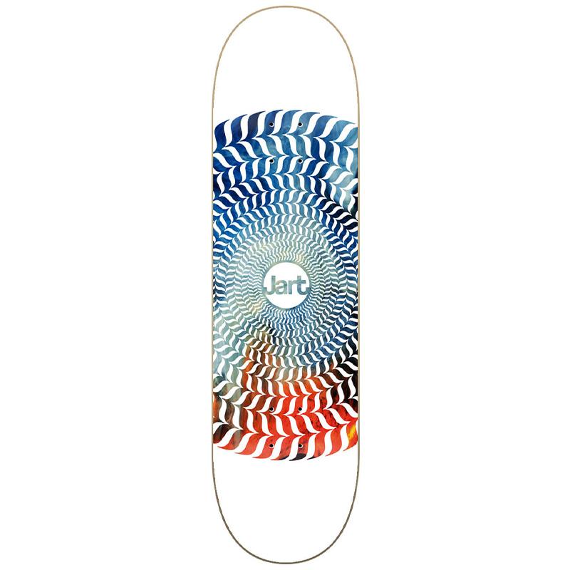 Jart Spiral High Concave Skateboard Deck 8.25