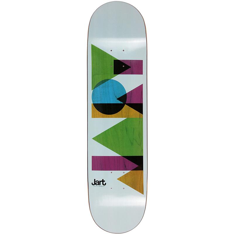 Jart Tangram  Skateboard Deck 8.125