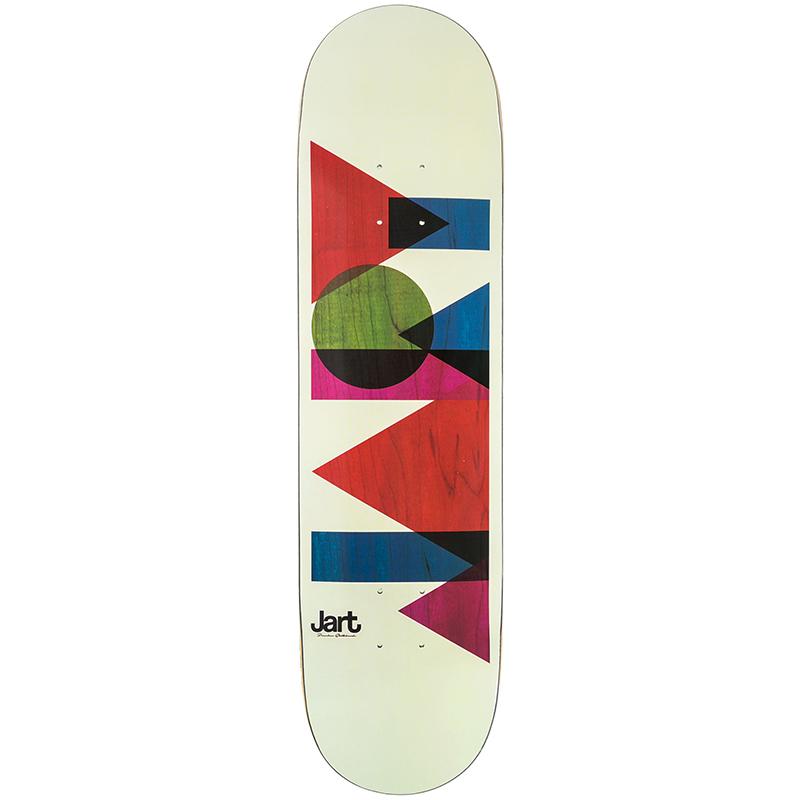 Jart Tangram Skateboard Deck 8.0