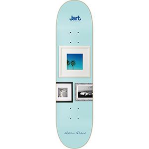 Jart Wall Adrien Bulard Skateboard Deck 8.0