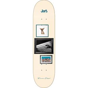 Jart Wall Fernan Origel Skateboard Deck 8.25