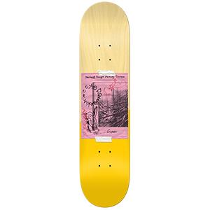 Krooked Cromer Frontier Skateboard Deck 8.25