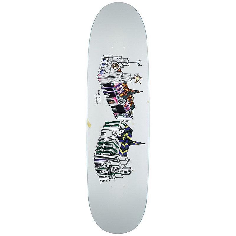 Krooked Cromer Holy Hell Skateboard Deck 8.38