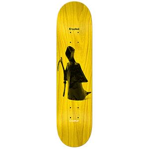 Krooked Cromer Stacuue Skateboard Deck 8.18