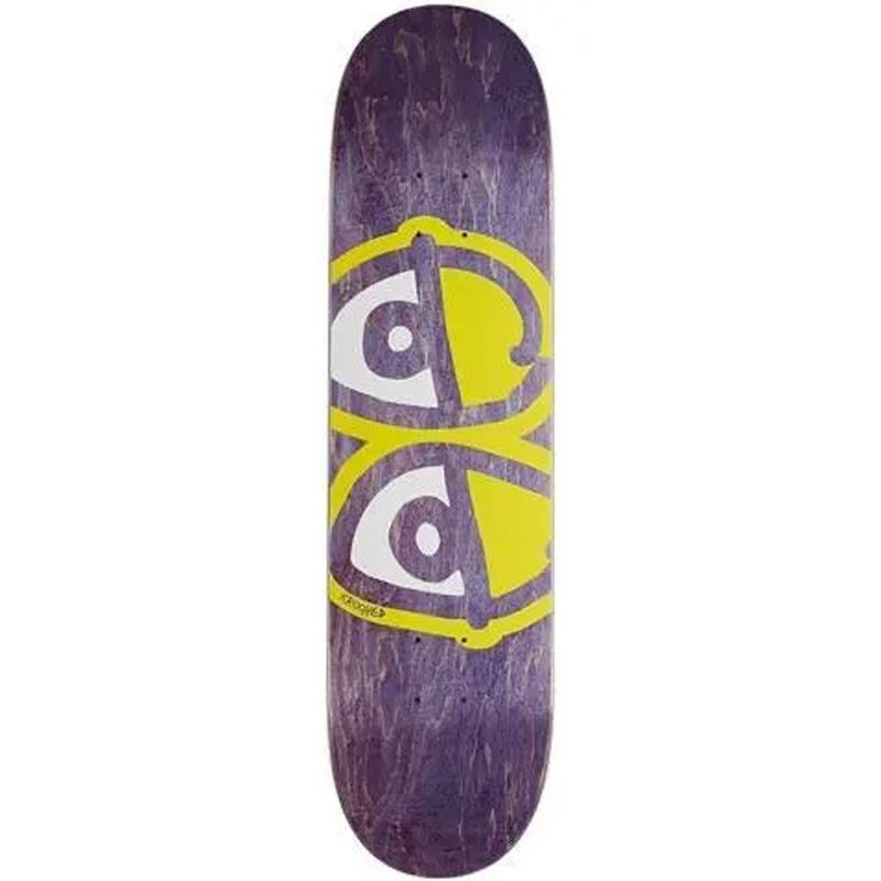 Krooked Eyes Skateboard Deck Assorted Veneers 8.38