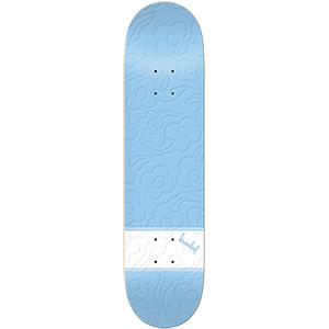 Krooked Gonz 3 Strypes EMB Skateboard Deck 8.06