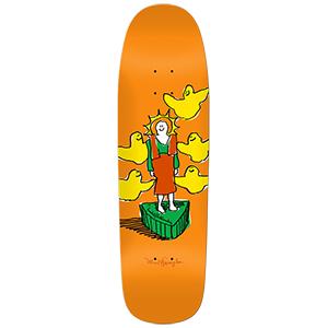 Krooked Gonz Roost Skateboard Deck 9.56