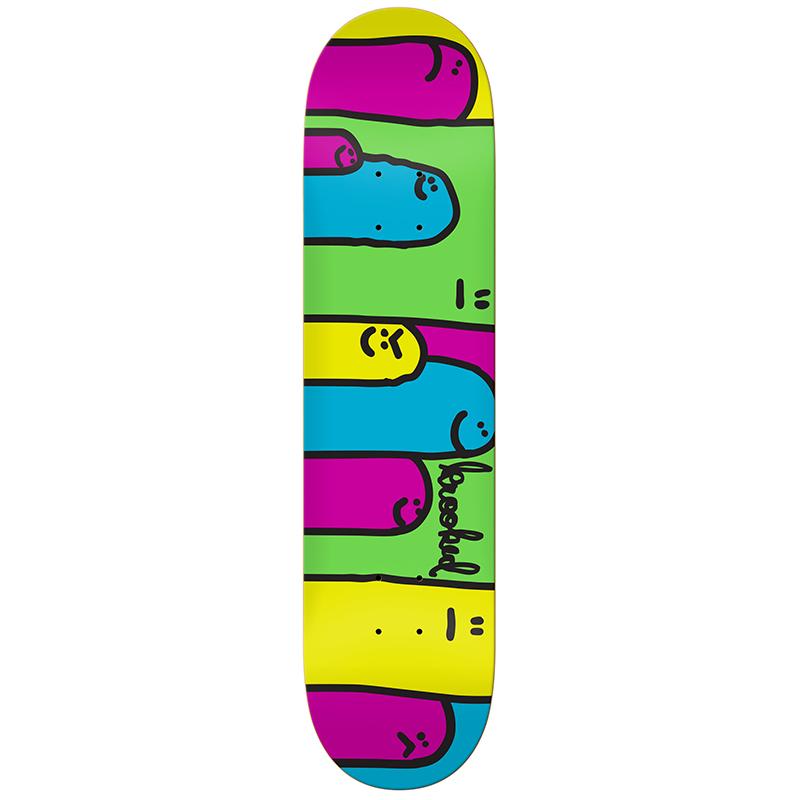 Krooked Hoi Polloi 8.125 Skateboard Deck 8.125