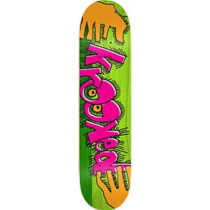 Krooked Hulk Hands Skateboard Deck 8.25