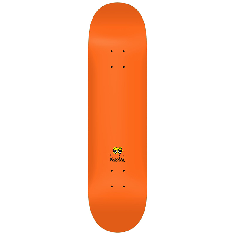 Krooked Ikons Skateboard Deck 8.06