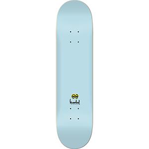Krooked Ikons Skateboard Deck Blue 8.06