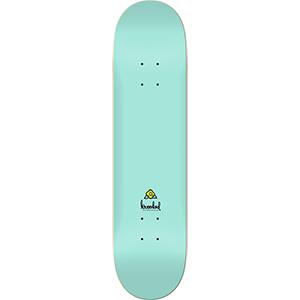Krooked Ikons Skateboard Deck Teal 8.25