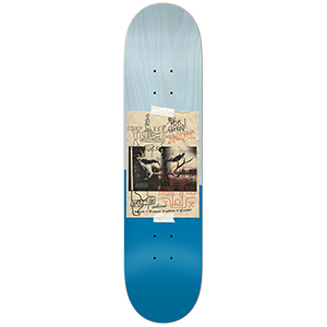 Krooked Manderson Frontier Skateboard Deck 8.4