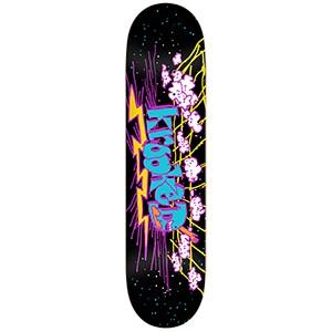 Krooked Off The Grid Skateboard Deck 8.02