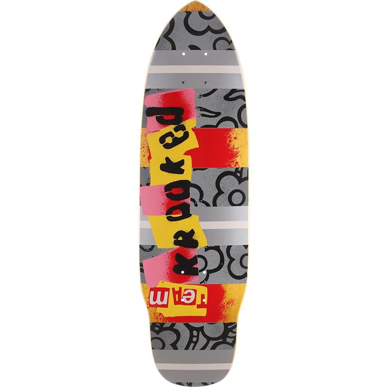 Krooked Rat Stick Skateboard Deck 8.25