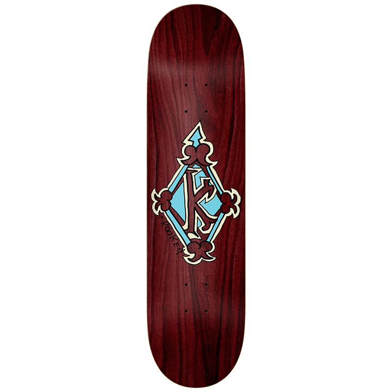 Krooked Regal Skateboard Deck 8.5