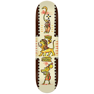 Krooked Ronnie Mythikal Skateboard Deck 8.38