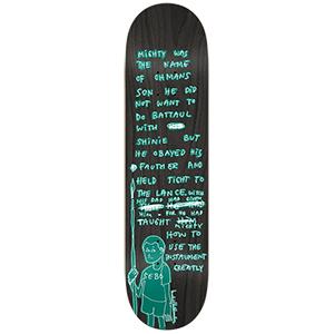 Krooked Sebo Fightuer Skateboard Deck 8.25