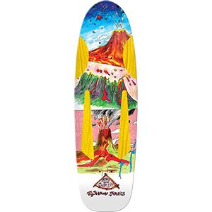 Krooked Ty Shawn Guest Skateboard Deck 10.12