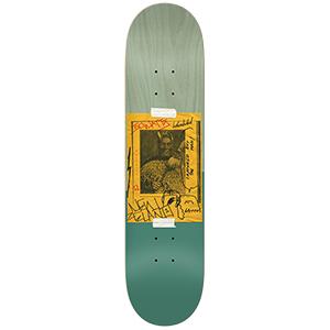 Krooked Worrest Frontier Skateboard Deck 7.81