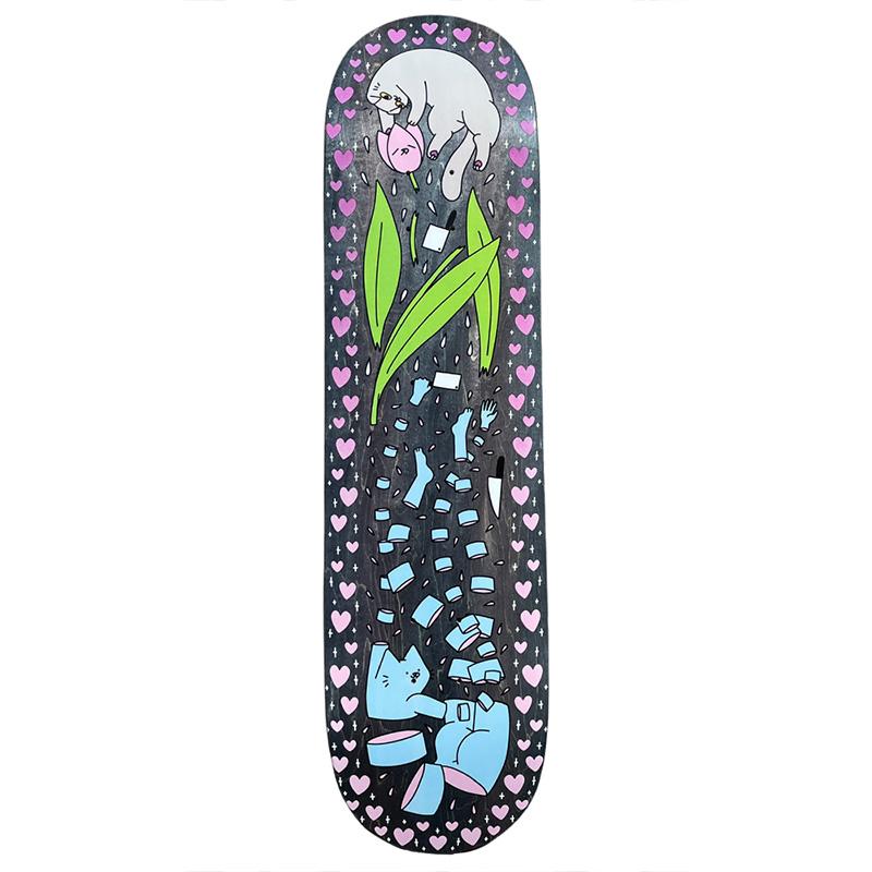 Leon Karssen Sparkle Skateboard Deck 8.375