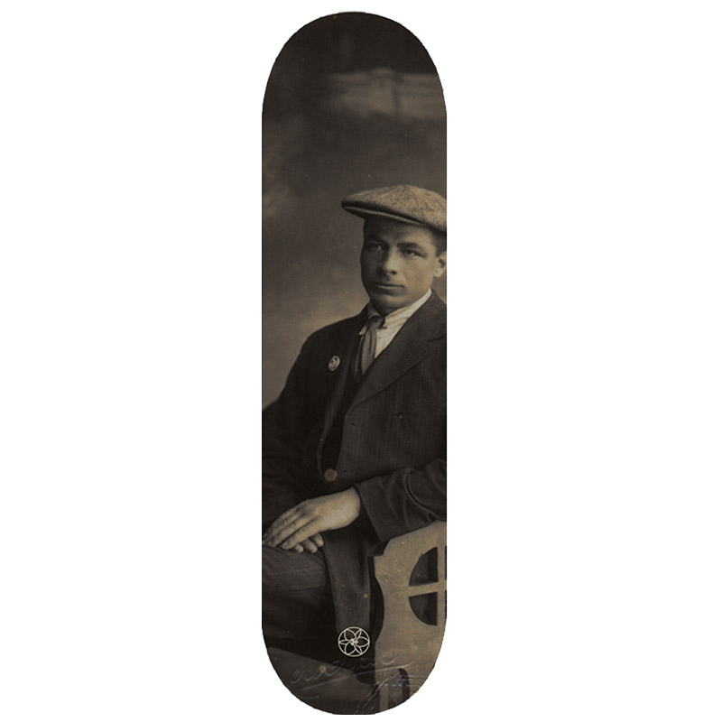 Loose St Nicholas Market Skateboard Deck 8.0
