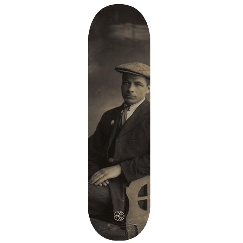 Loose St Nicholas Market Skateboard Deck 8.5