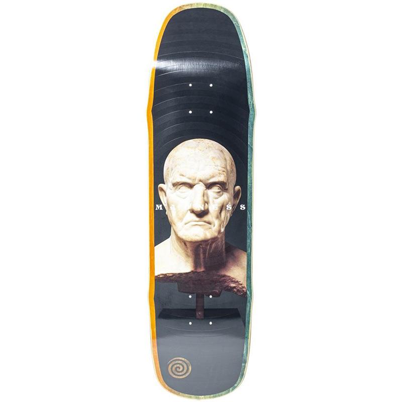 Madness Bust R7 Skateboard Deck Black 8.5