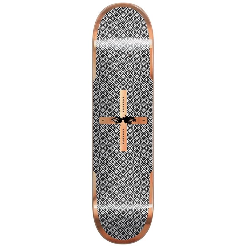 Madness Clay Kreiner 1793 Impact Light Skateboard Deck Bronze 8.25