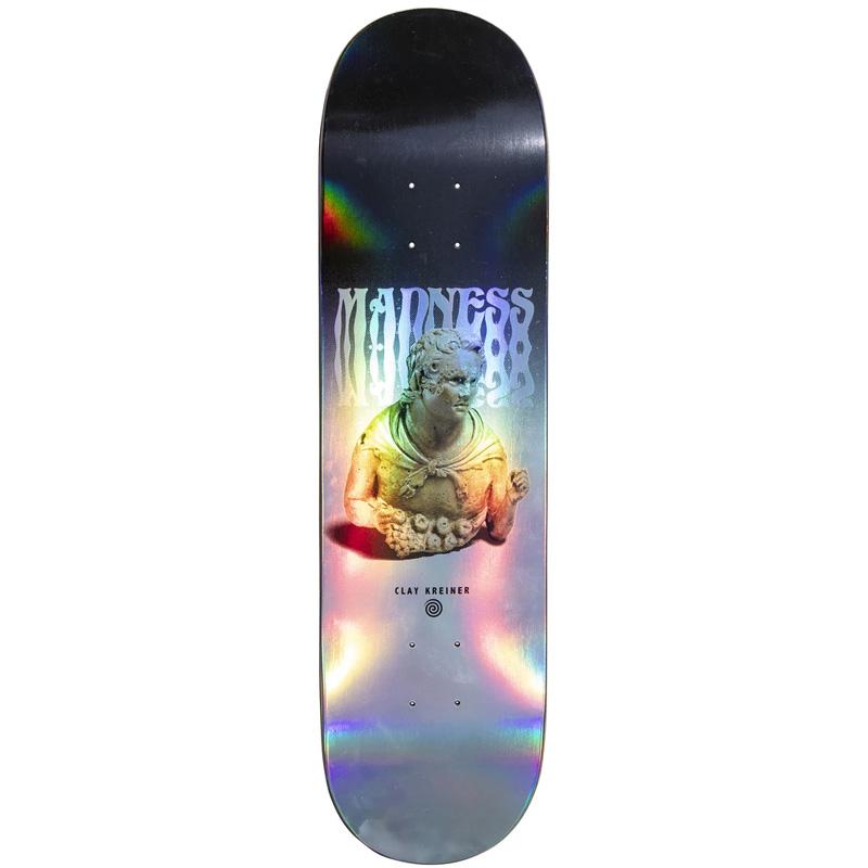 Madness Clay Tantrum Impact Light Skateboard Deck 8.25
