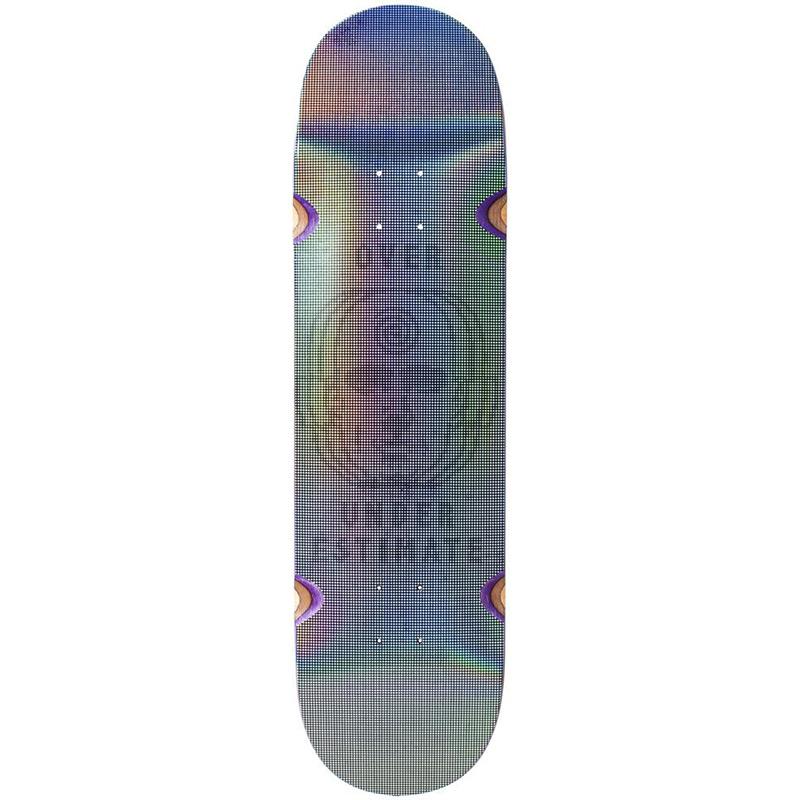 Madness Factory O.U.E R7 Skateboard Deck Holographic 8.5