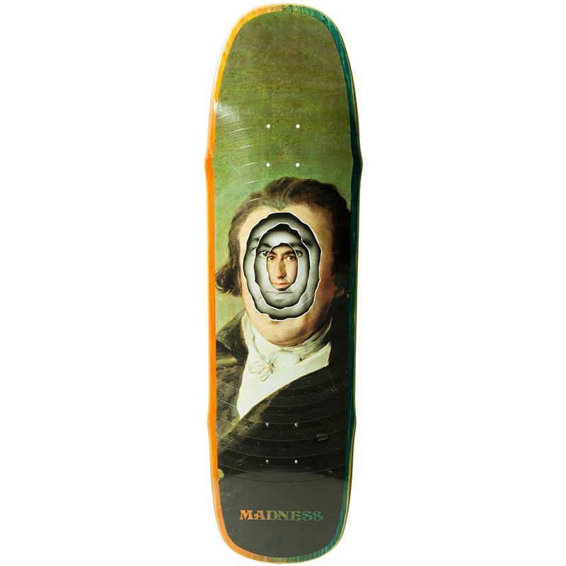 Madness Introvert Portrait R7 Skateboard Deck 8.5