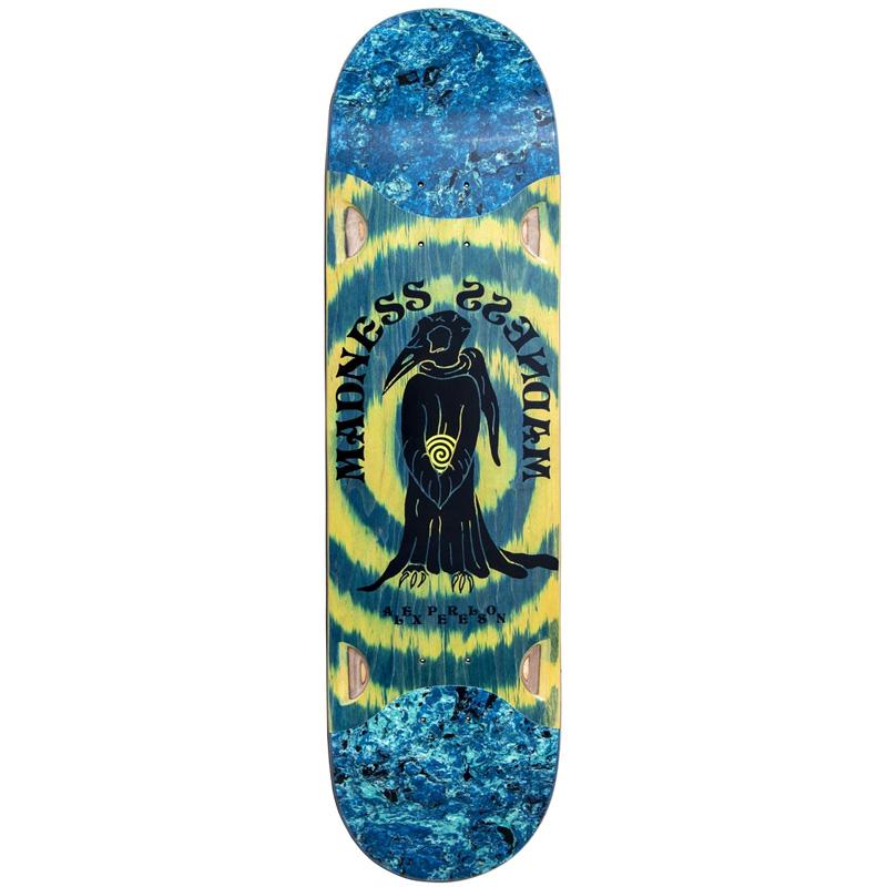 Madness Perelson Birdie R7 Slick Skateboard Deck 8.375